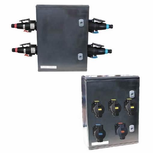 Multiplas série MRE 16 e 32A